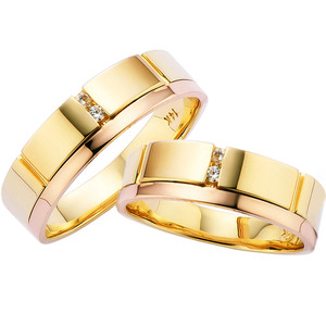 CS04019 리비에 [메움] Yellow & Pink Gold