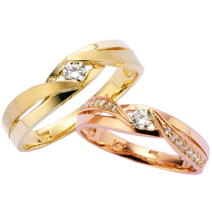 CS15212 헤리제나 Yellow & Pink Gold
