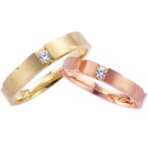 CS09010 오프리 [메움] Yellow & Pink Gold