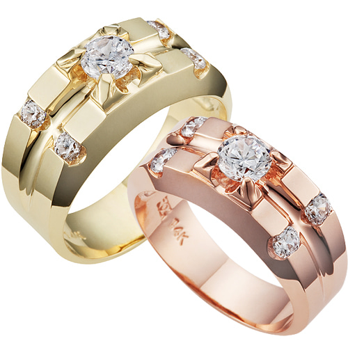 CL10626 노블 Yellow & Pink Gold
